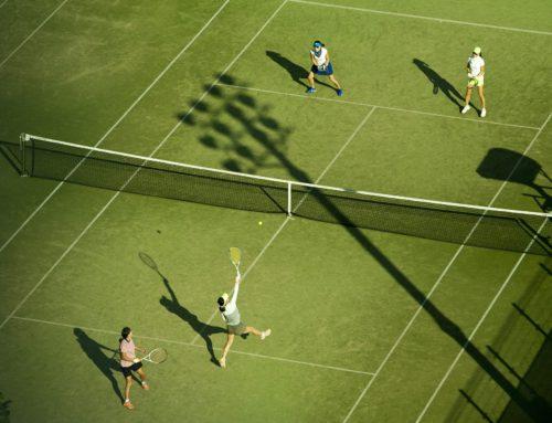Tennis wieder möglich!